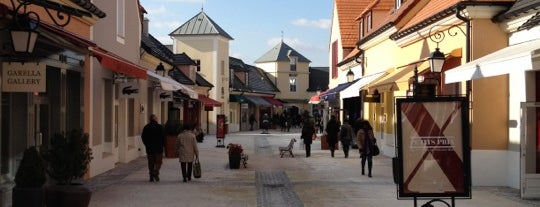 La Vallée Village is one of Chic Outlet Shopping Villages.