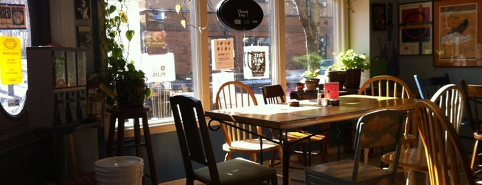 De'ja Brew Coffeehouse & Deli is one of Local stuff to do.