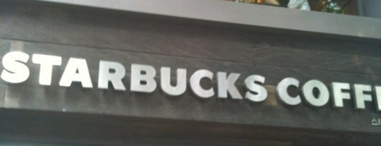 Starbucks is one of Last Trail . . ..