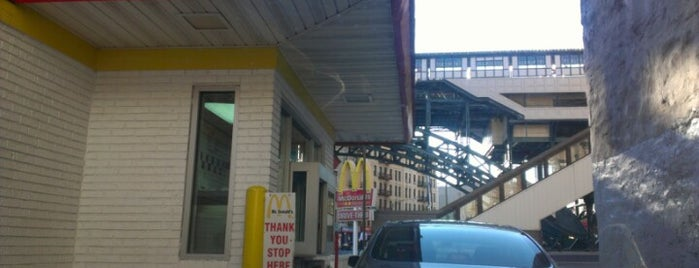McDonald's is one of New York 2012.