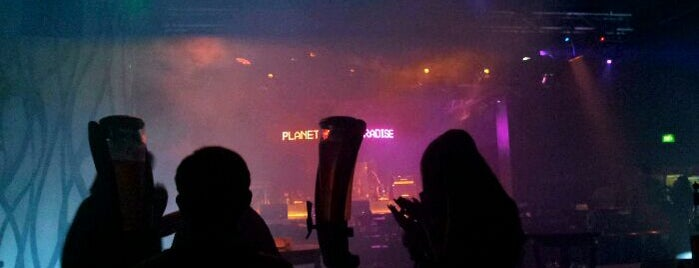 Planet Paradise Thai Disco is one of Simply Singapore.
