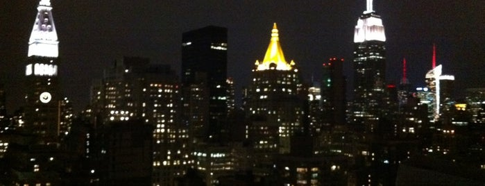 The Elektra - Rooftop is one of Favorite Nightlife Spots.