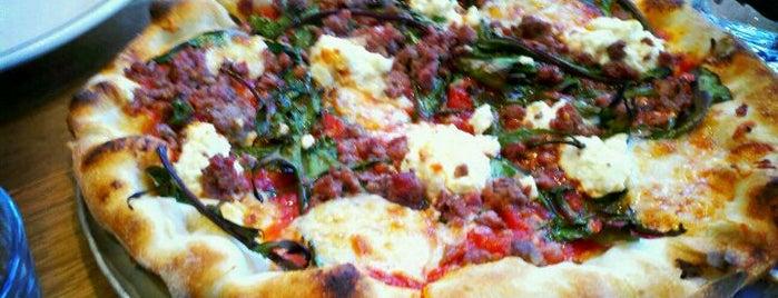 Pizzeria Delfina is one of SF.