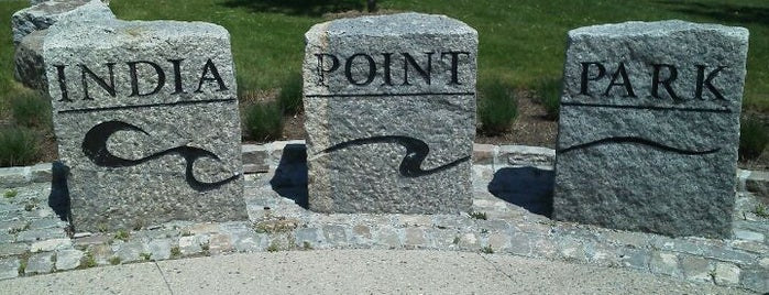 India Point Park is one of where you can usually find me....