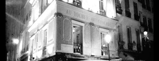Au Rocher de Cancale is one of Paris.