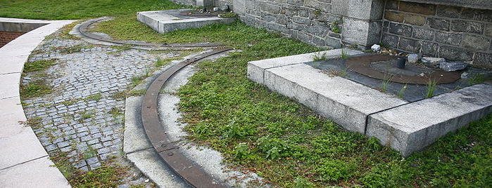 Fort Schuyler is one of NYC's Historic War Sites.