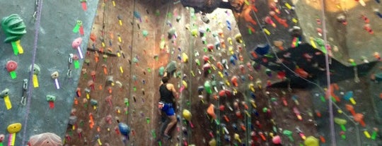 Brooklyn Boulders is one of Brooklyn To-Do List.
