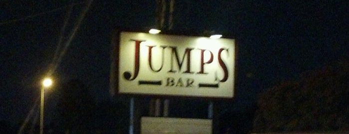 Jumps Bar And Grill is one of Places to go, People to Kill..