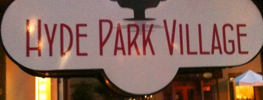 Hyde Park Village is one of Princess' Tampa Hot Spots!.