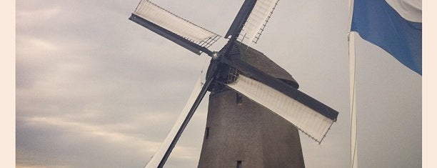 Museummolen is one of Dutch Mills - North 1/2.