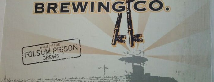 Lockdown Brewing Co. is one of Sacramento Bee recommendations.