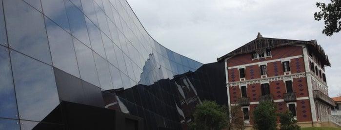 Cristóbal Balenciaga Museoa is one of pays basque.