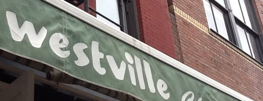 Westville Chelsea is one of to do New York.