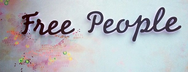 Free People is one of My Fave Baltimore Shops.