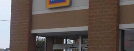 ALDI is one of Just Everyday Places.