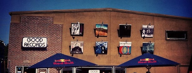 Good Records is one of Best of Dallas.