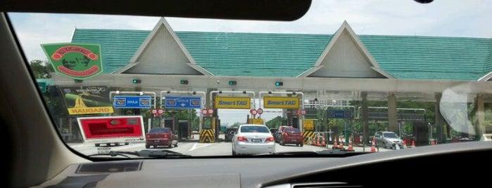 Plaza Tol Damansara is one of Highway & Common Road.