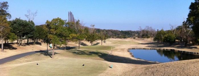 おかだいらゴルフリンクス is one of ゴルフ場(茨城).