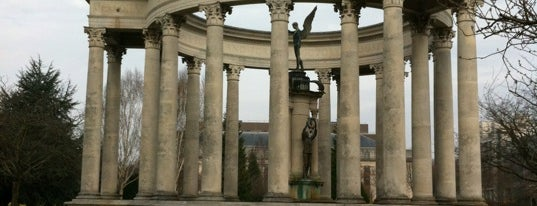 Cathays Park is one of Inspired locations of learning.