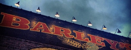Barley's Taproom & Pizzeria is one of Must-visit Food and Drink Shops in Knoxville.