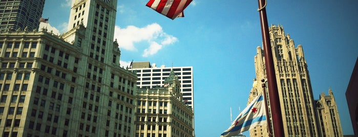 Wrigley Building is one of Chicago.