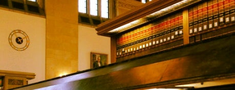 Cornell Law Library is one of End of semester 'MUSTS' for Cornell Students!.