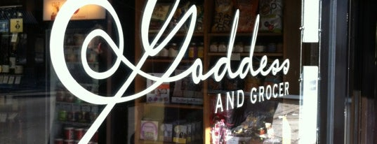 Goddess and Grocer is one of Chicago Vegetarian!.