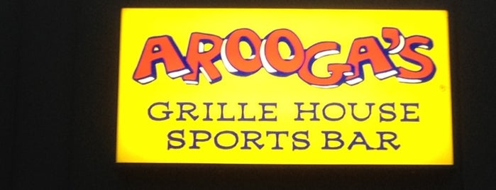 Arooga's Rt 22 is one of Favorite Nightlife Spots.
