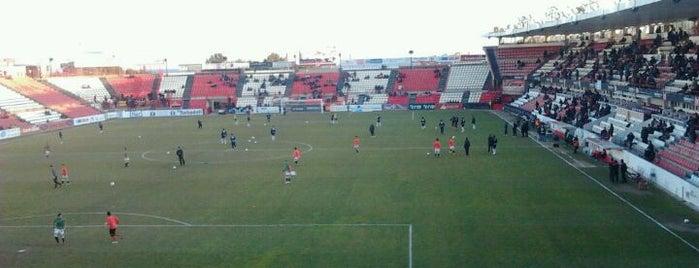 Nou Estadi is one of Campos de fútbol.