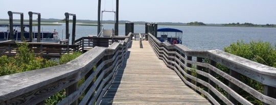 Hammocks Beach State Park is one of North Carolina.