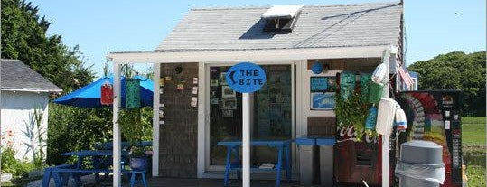 The Bite is one of Great clam shacks.