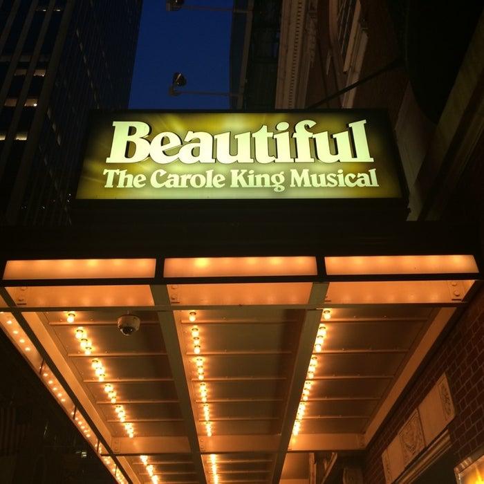 Stephen Sondheim Theatre Reviews Photos Times Square New York Gaycities New York