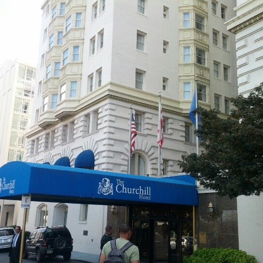 Photo of The Churchill Hotel