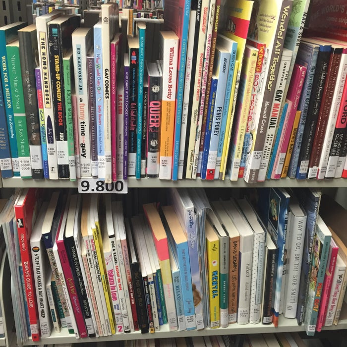 Photo of Lavender Library Archives and Cultural Exchange