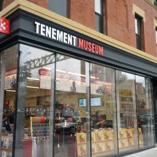 Photo of The Lower East Side Tenement Museum