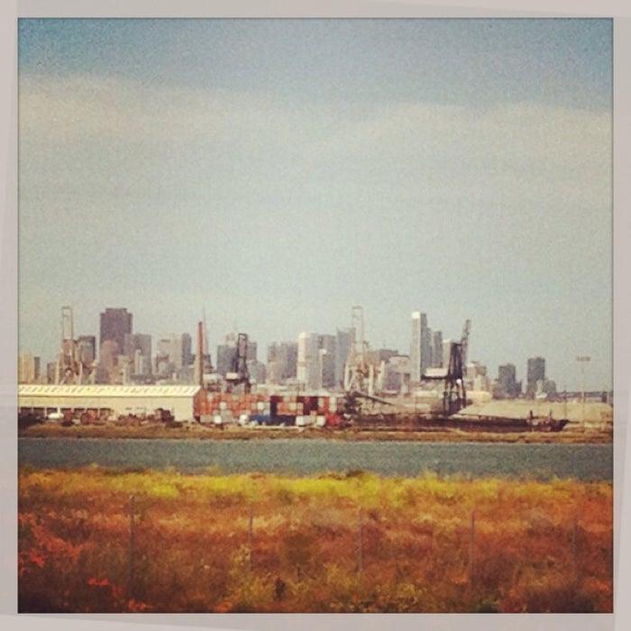 Photo of Hunters Point Shipyard