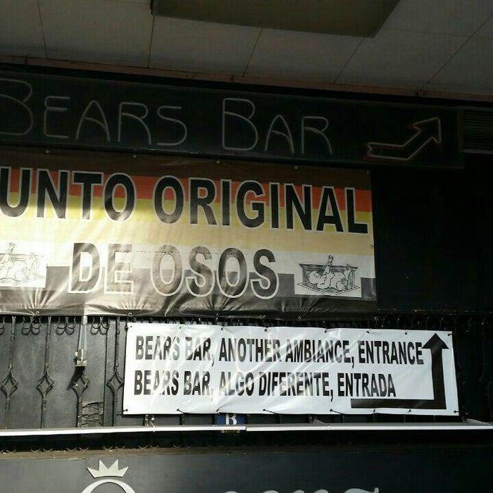 Photo of Bear Bar