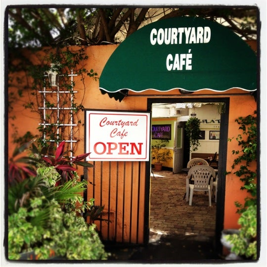Photo of Shawn & Nick's Courtyard Cafe