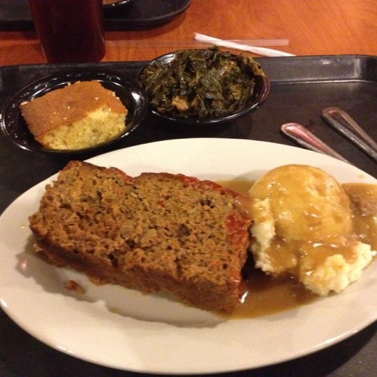 The Potter's House Soul Food Bistro