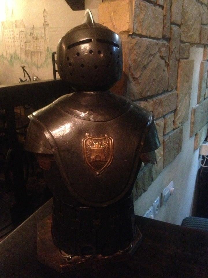 кафе черный рыцарь новомосковск фото