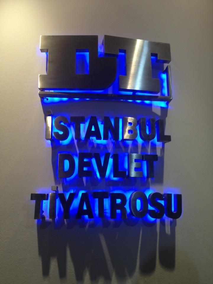 İstanbul Devlet Tiyatroları Cevahir Sahnesi