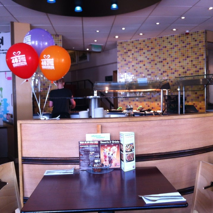 Pizza Hut - Orford Place