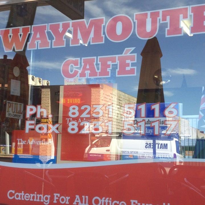 Waymouth Cafe
