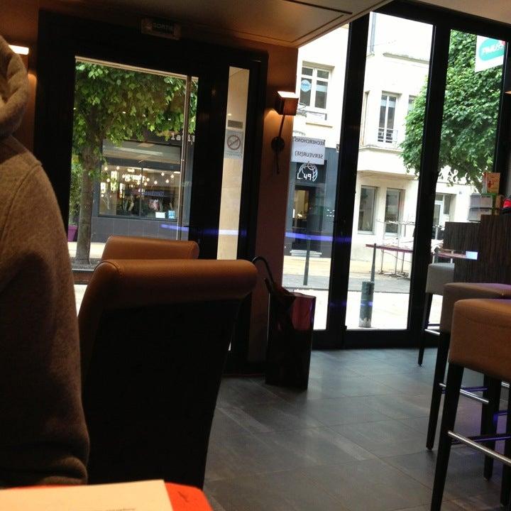 Cafe de la Moselle