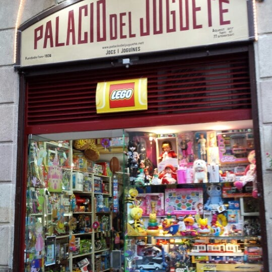 Jocs i Joguines Palacio del Juguete