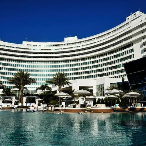 Hotel fontainebleau miami beach for Boutique hotel fontainebleau