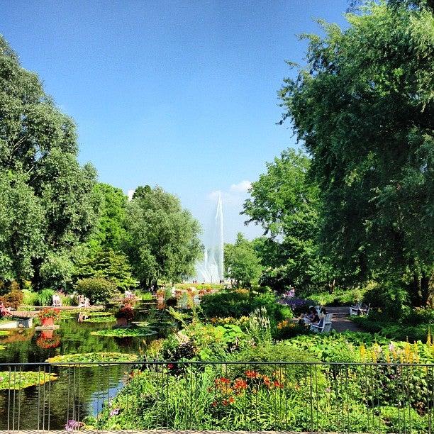 Jardin botanique hambourg for Amis jardin botanique