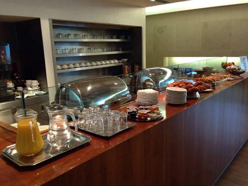 American Airlines Arrivals Lounge London Heathrow Lhr