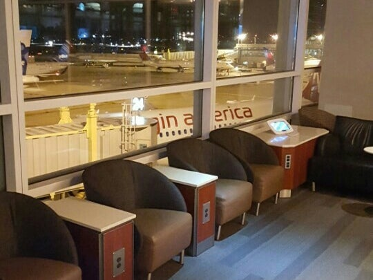 Worldwide Airport Lounge Guide