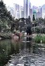 Hong Kong Park...